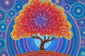 Мандала-дерево