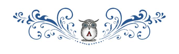 Сова-орнамент